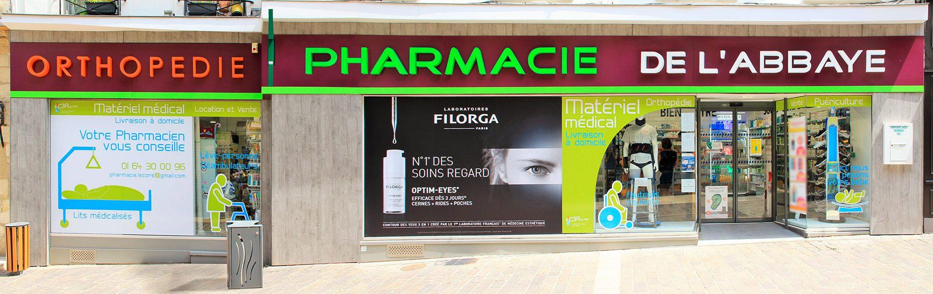 Pharmacie DE L'ABBAYE - Image Homepage 1