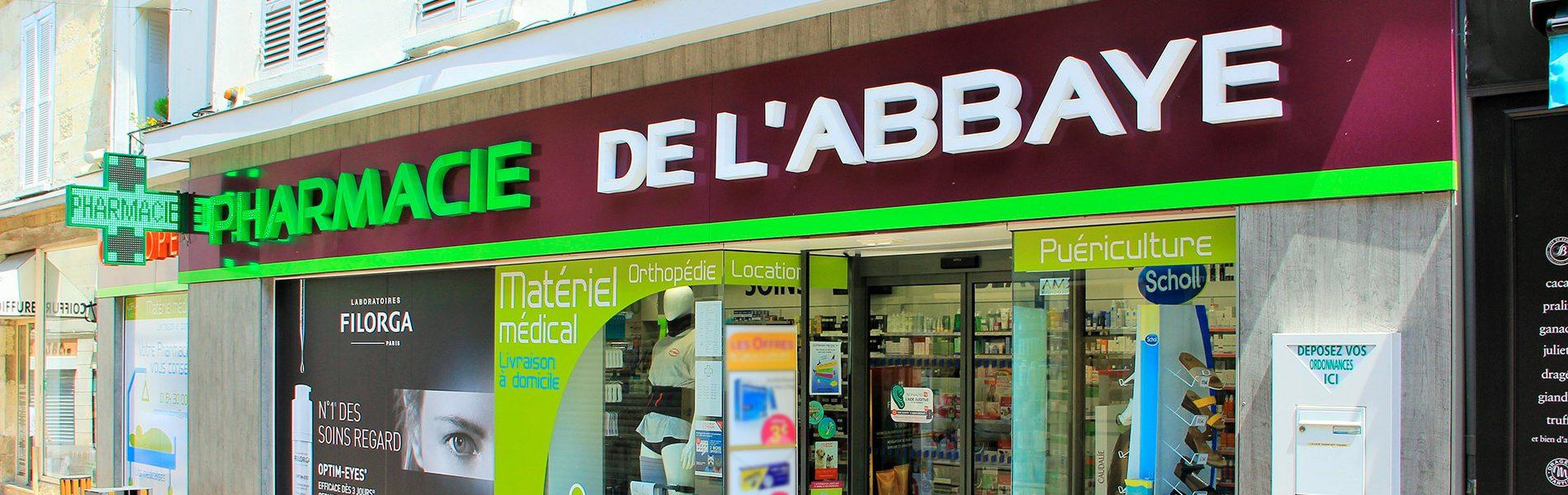 Pharmacie DE L'ABBAYE - Image Homepage 3