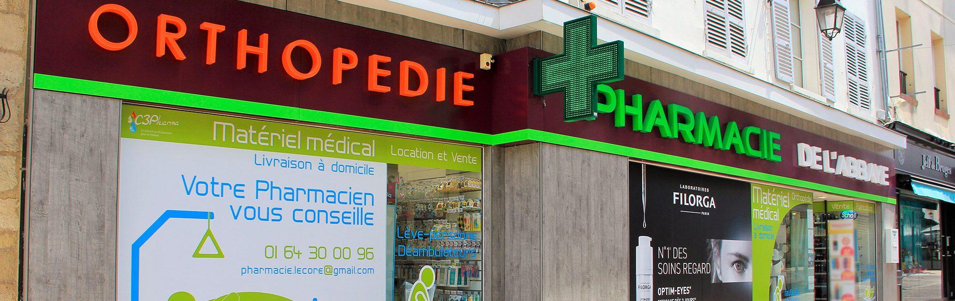 Pharmacie DE L'ABBAYE - Image Homepage 2